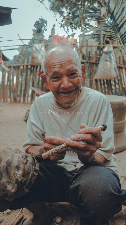 Elderly in the Village of Buscalan, Kalinga