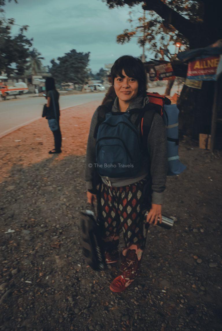 Tara in Tinglayan, Kalinga