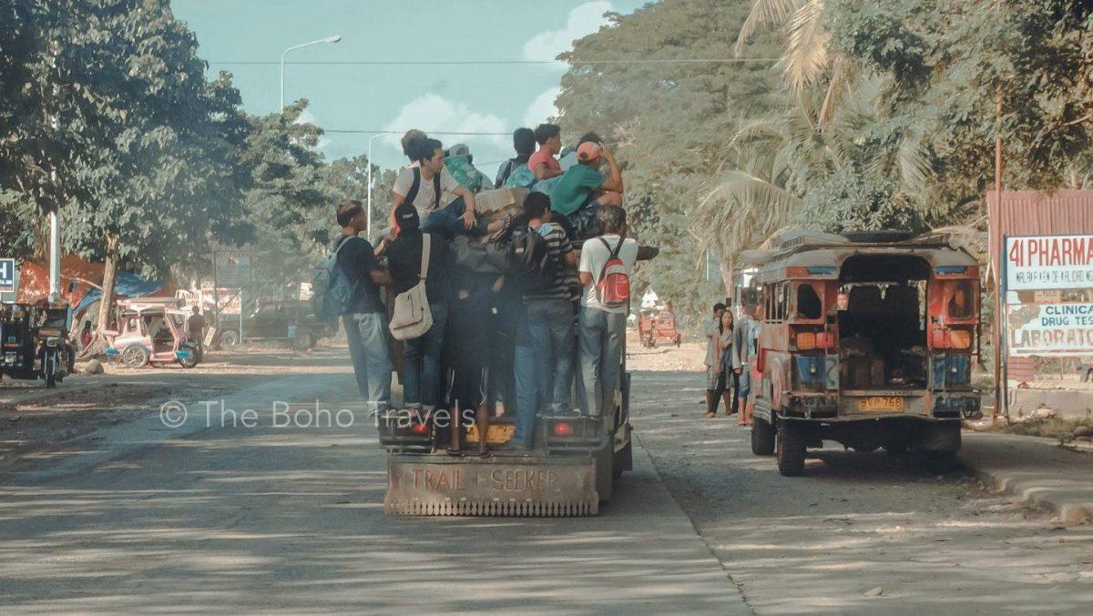 Toploading in Tabuk, Kalinga