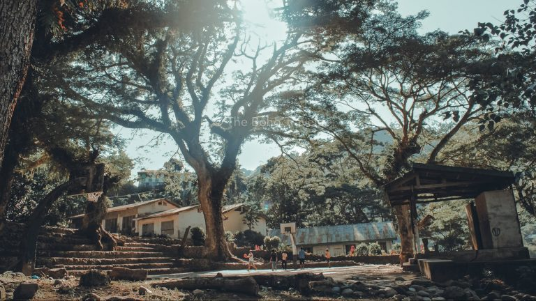 Afternoon in Tinglayan, Kalinga