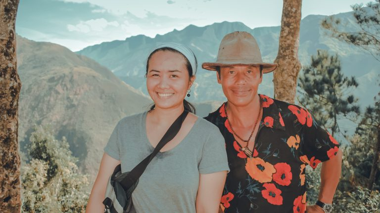 The Boho Travels with Manong Francis