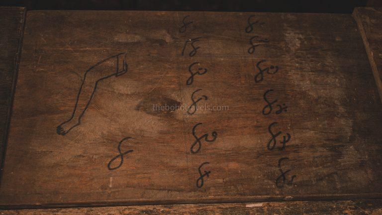 Eskaya tribe scripts