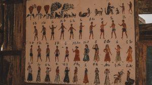Bohol Eskaya tribe scripts