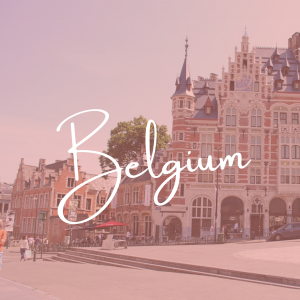 Belgium The Boho Travels
