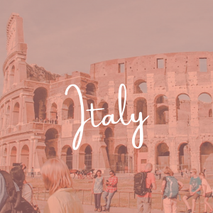 Italy The Boho Travels