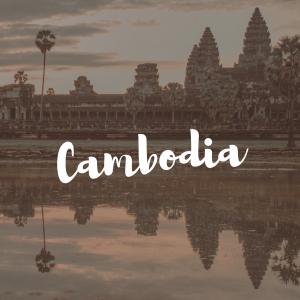 Cambodia The Boho Travels