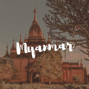 Myanmar The Boho Travels